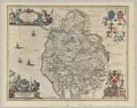 Cumbria & Westmoria vulgo Cumberland & Westmorland