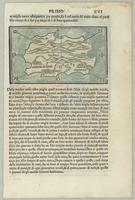 [Libro primo di Benedetto Bordone...] : [Madeira] XVI
