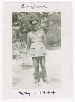 1944-05, Stuart Ivison, England