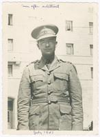 1941-07, Stuart Ivison, Soon after enlistment