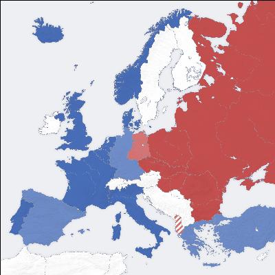 Cold War, 1945-1989