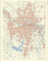 Calgary military town plan