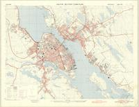 Halifax military town plan
