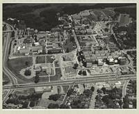 [McMaster University campus, 1970] : [photo 36974M-10]