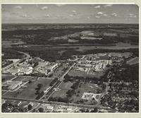 [McMaster University campus, 1967] : [photo 30162J-3]