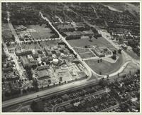 [McMaster University campus, 1965] : [photo 24397G-5]