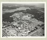 [McMaster University campus, 1966] : [photo 27218H]