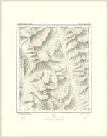 [Topographical survey of the Rocky Mountains] : Forty-Mile Creek sheet