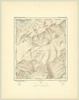 [Topographical survey of the Rocky Mountains] : Saddle Mountain sheet