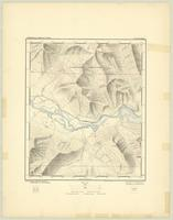 [Topographical survey of the Rocky Mountains] : The Gap sheet