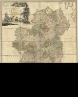 A new map of Ireland civil and ecclesiastical