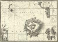 Carta topografica della parte più interessante della Campagna di Roma misurata e disegnata da gio. Enrico Westphal...