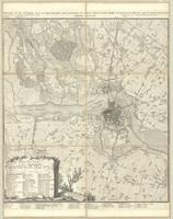 Mantova e suo circondario con la dichiarazione delle opere d'assedio fatte dall' armata Francese in Luglio del 1796