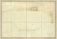 Plan of the landing at Aboukir on the 8th of March 1801