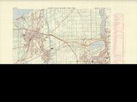 Niagara Falls Military town plan
