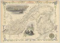 East Canada, and New Brunswick