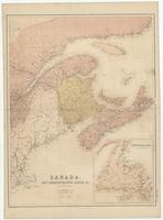 Canada, New Brunswick, Nova Scotia &c.