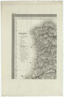 Carte des royaumes d'Espagne et de Portugal [feuille 1]
