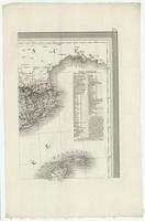 Carte des royaumes d'Espagne et de Portugal [feuille 4]