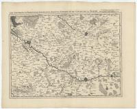 [20]. Les environs d'Abbeville, Dourlens, Amiens, Corbie, et du cours de la Somme