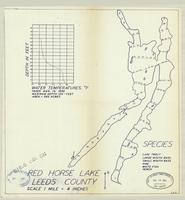 Red Horse Lake, Leeds County