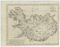 An accurate & correct map of Iceland compiled from surveys and authentic memoirs