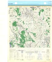 Geldern, Defence Overprint [Rhineland Campaign], 18 February 1945
