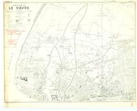 Le Havre [North West], Defence Overprint [Operation Astonia], 5 September 1944