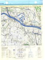 Millingen, Engineer Overprint [Rhineland Campaign], December 1944