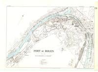 Port of Rouen, March 1943