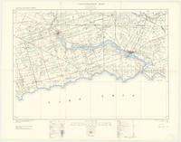 Dunnville, ON. 1:63,360. Map sheet 030L13, [ed. 3], 1928