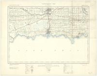 Welland, ON. 1:63,360. Map sheet 030L14, [ed. 5], 1934