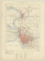 Fort Erie, ON. 1:63,360. Map sheet 030L15, [ed. 1], 1907