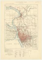 Fort Erie, ON. 1:63,360. Map sheet 030L15, [ed. 2], 1917