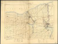 Niagara, ON. 1:63,360. Map sheet 030M03, [ed. 1], 1906