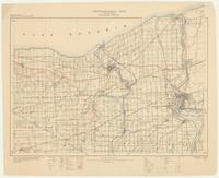 Niagara, ON. 1:63,360. Map sheet 030M03, [ed. 2], 1907