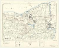 Niagara, ON. 1:63,360. Map sheet 030M03, [ed. 7], 1928