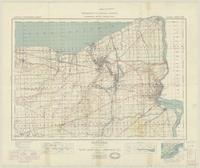 Niagara, ON. 1:63,360. Map sheet 030M03, [ed. 11], 1942