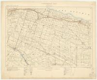 Grimsby, ON. 1:63,360. Map sheet 030M04, [ed. 1], 1907