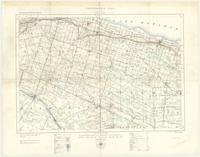 Grimsby, ON. 1:63,360. Map sheet 030M04, [ed. 3], 1929