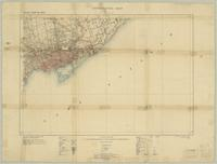 Toronto, ON. 1:63,360. Map sheet 030M11, [ed. 2], 1915