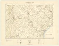 Brampton, ON. 1:63,360. Map sheet 030M12, [ed. 2], 1915