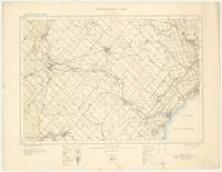 Brampton, ON. 1:63,360. Map sheet 030M12, [ed. 3], 1918