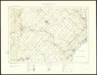 Brampton, ON. 1:63,360. Map sheet 030M12, [ed. 4], 1922