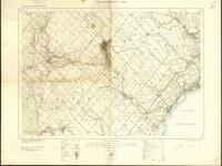 Brampton, ON. 1:63,360. Map sheet 030M12, [ed. 5], 1929