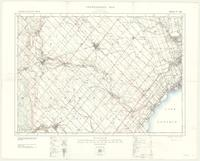 Brampton, ON. 1:63,360. Map sheet 030M12, [ed. 7], 1933
