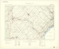 Brampton, ON. 1:63,360. Map sheet 030M12, [ed. 8], 1938