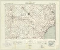 Brampton, ON. 1:63,360. Map sheet 030M12, [ed. 9], 1942