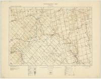 Bolton, ON. 1:63,360. Map sheet 030M13, [ed. 2], 1919
