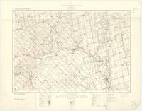 Bolton, ON. 1:63,360. Map sheet 030M13, [ed. 3], 1926